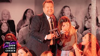 James Corden's Audience Attempts To Answer Simple Trivia For A Big Cash Prize