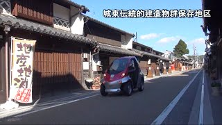 超小型モビリティーを活用した津山市の取り組み