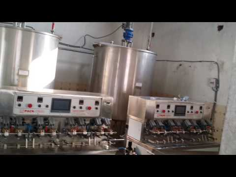 Synthetic Juice Processing Plant