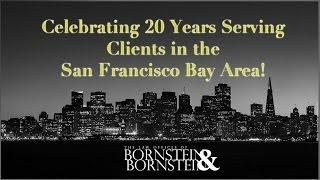 Celebrating 20 Years in SF Bay Area with Jonathan & Daniel Bornstein