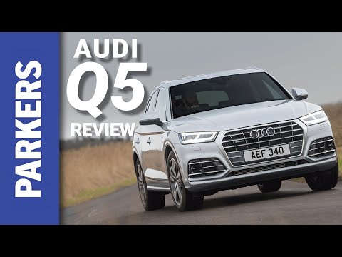 Audi Q5 SUV Review Video