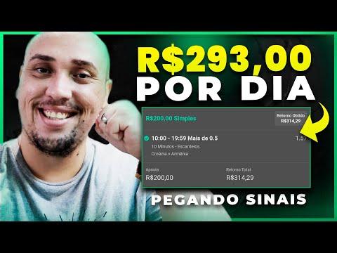 Bet365: Mostrei o Grupo VIP de Sinais Que Esta Me Gerando Mais de R$290,00 Reais Por Dia Na Bet365