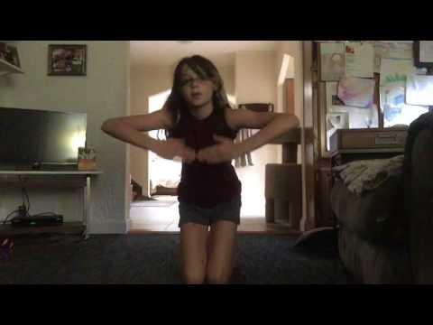 Gymnastics stretching tutorial