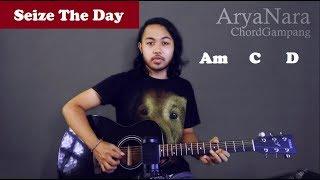 Chord Gampang (Seize The Day - Avenged Sevenfold) By Arya Nara (Tutorial Gitar) Untuk Pemula