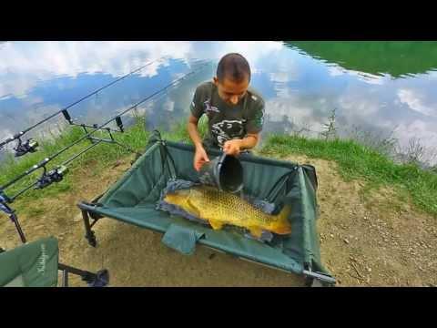 La pesca in fiume di Astrakan shmagino regionale buzan