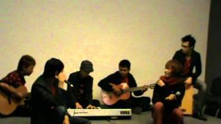 Arashi - Kansha Kangeki Ame Arashi (感謝カンゲキ雨嵐) acoustic cover