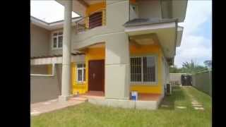 preview picture of video '4 Bedroom House for Rent in East Airport, Accra, Ghana'
