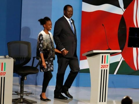 Raila Odinga narrates his journey into politics and the passion he has for Kenya