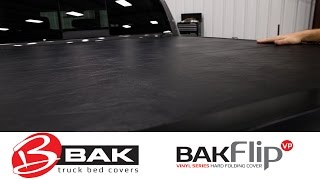 In the Garage™ with Total Truck Centers™: BAKFlip VP Hard Folding Truck Bed Cover