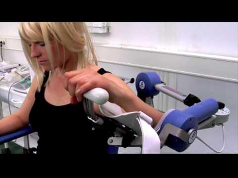 Schmerzen im Schultergelenk während der Bewegung des Armes