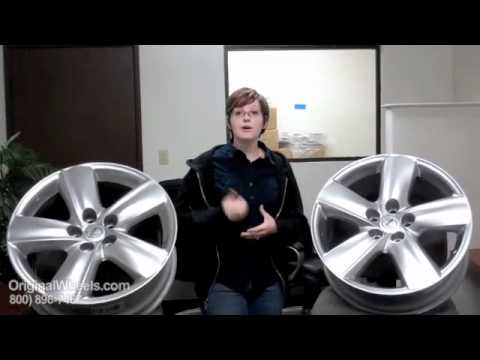 RX 400H Rims & RX 400H Wheels - Video of Lexus Factory, Original, OEM, stock new & used rim Co.
