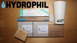 Hydrophil Haul - Wasserneutral, Vegan und Fair