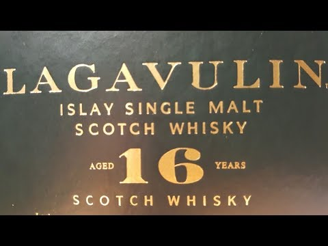 Whisky Review: Lagavulin 16 years Single Malt Scotch Whisky by Jason Debly