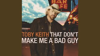 Toby Keith She Never Cried In Front Of Me