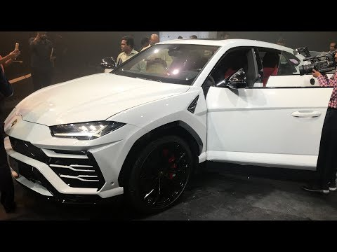 Lamborghini Urus - Super SUV At Rs. 3 Crores | Faisal Khan