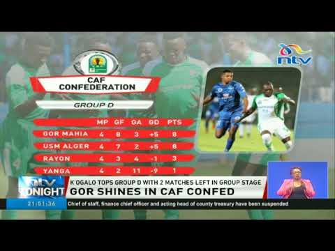 Gor edge closer to Confederation Cup quarters after sinking Yanga