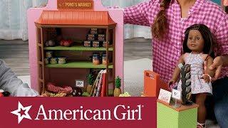 Nanea's Family Market | Designer Room | American Girl