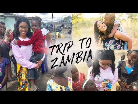 Taking a Trip to Zambia