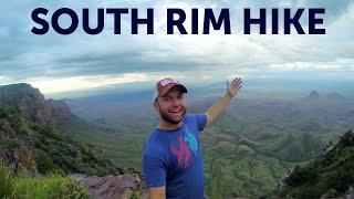 Hiking Big Bend National Park   South Rim Trail