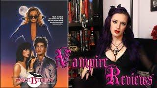 Vampire Reviews: Once Bitten