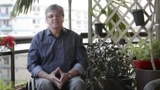 Geraldo Nogueira falando sobre a Lei Brasileira de Inclusão
