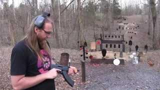 Pocket Sized AK pistol
