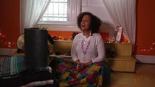 Lokah Samastah Sukhino Bhavantu- May all beings everywhere be free! sung by Dehejia Maat