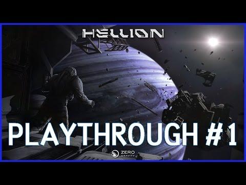 Hellion - Playthrough #1   RipperX
