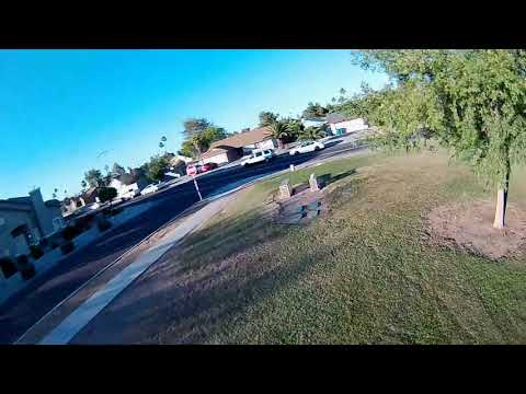 Fullspeed Tinyleader 75HD - FPV Park Flight ND8 Filter Sunny Afternoon