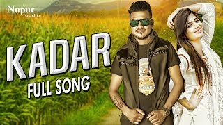 Kadar - Amir Khan Sonika Singh | UK Haryanvi Sheenam Katholic | Latest Haryanvi Songs Haryanavi 2018 Video,Mp3 Free Download