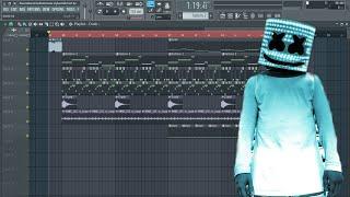 Anne Marie - Alarm (Marshmello Remix) REMAKE + FREE FLP