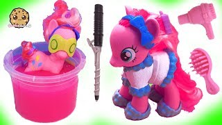 My Little Pony Slime Bath , Spa Day Salon - Cookie Swirl C Toy Video