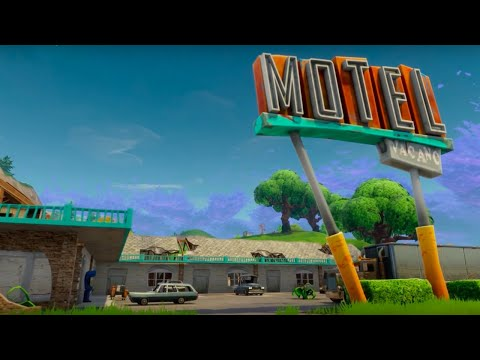Fortnite Battle Royale Official Map Update Trailer