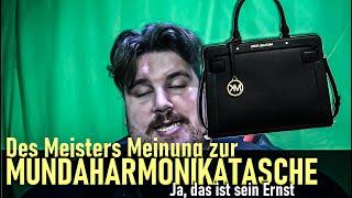 Drachenlord s Reviews: Mundharmonikatasche, ich dreh bald durch (Draches Meinung #017 Tasche)