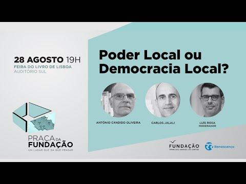 Poder Local ou Democracia Local?