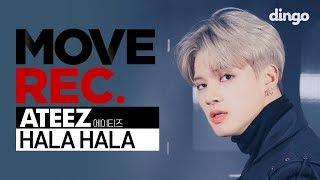 ATEEZ 에이티즈   HALA HALA (Performance Video) | 4K | MOVE REC.