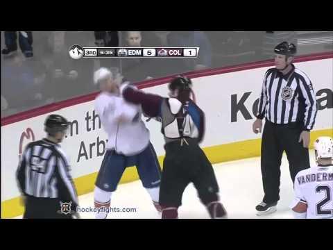 Alex Plante vs Cody McLeod