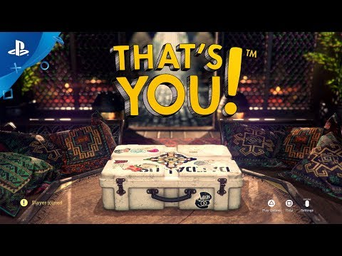 PlayLink - Shu Plays That's You! - PS4 Video | E3 2017