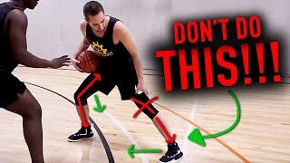 Get a LIGHTNING Quick First Step   Basketball Scoring Tips