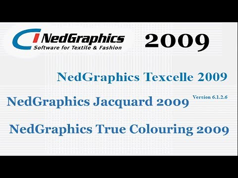 NedGraphics Texcelle 2009,Jacquard 2009,True Coloring 2009 And Others