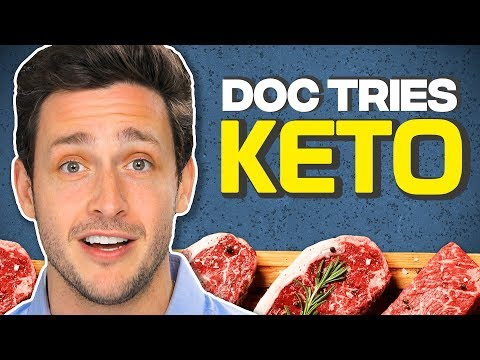 Doctor Tries KETO Diet for 30 Days