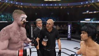 Something Vs. Bruce Lee (EA Sports UFC 3)
