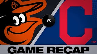 Kipnis' 2 HRs, 6 RBIs Lead Indians To Win - 5/16/19