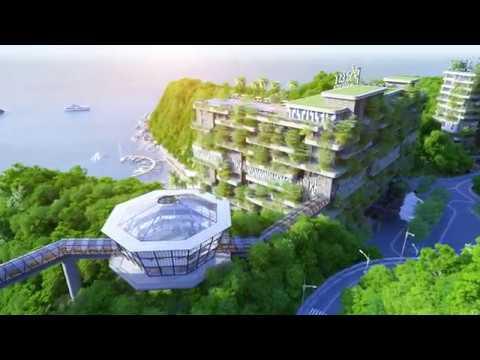Giới thiệu dự án Flamingo Cát Bà Beach Resort   Biệt thự trên cao