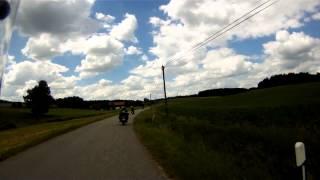 preview picture of video 'Treffen der Motorradfreunde Bayern 13.-15.06.2014'