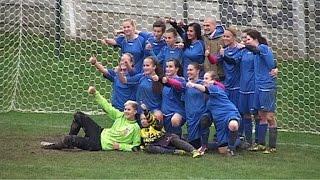 preview picture of video 'futbal ženy: Bánovce nad Bebravou - Topoľčany 8.11.2014'