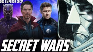 Avengers & Fantastic Four MCU Team Up - Phase 6 Secret Wars