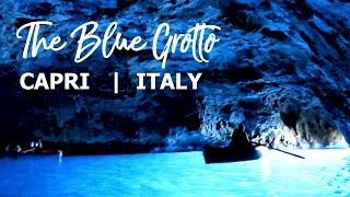 Blue Grotto, Capri, Italy | Grotta Azzurra, Italia