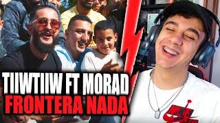 (REACCIÓN) TiiwTiiw ft MORAD - FRONTERA NADA ( CLIP OFFICIEL KHOSE ) تحميل MP3