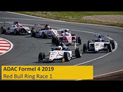 ADAC Formula 4 Race 1 Red Bull Ring 2019 English Re-Live